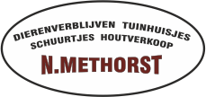Dierenverblijven Methorst